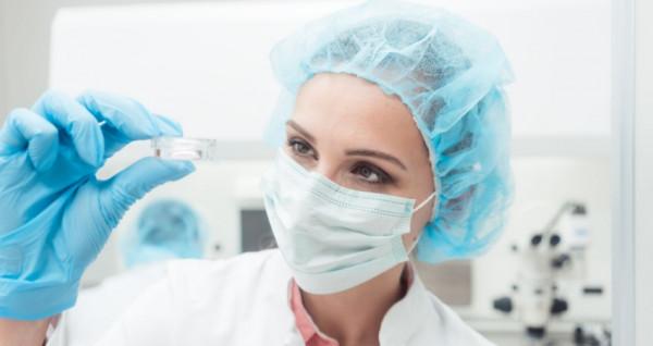 Культивування ембріонів #1